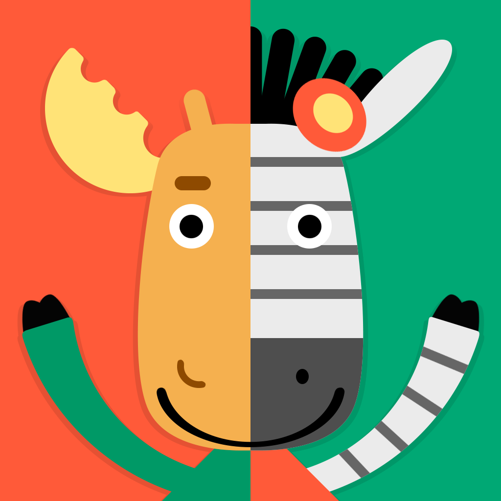 mzl.valtrzlr Moose & Zebra. Sweden by DashForward Lab LLC   Review and Giveaway